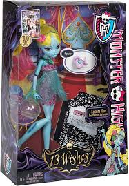 13 wishes lagoona high 13 wishes lagoona blue 10 5 doll mattel toys toywiz