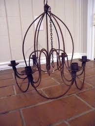 pottery barn knock off lighting chandelier do or diy