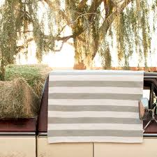 Grey Outdoor Rugs Catamaran Stripe Indoor Outdoor Rug In Platinum Grey And Nursery