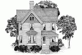 old fashioned house eplans victorian house plan an old fashioned beauty 2321 square