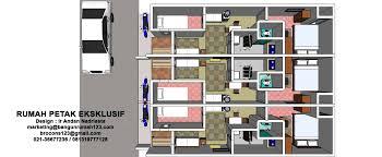 design interior rumah kontrakan desain rumah kontrakan 2 pintu mobil w