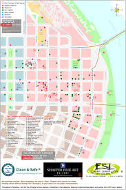 Chinatown San Francisco Map by Portland First Thursday Art Walk Map Events Gallery Openings