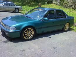 honda custom car 1993 honda accord specs and photos strongauto