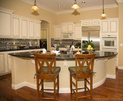kitchen with islands kitchen idea of the day antique white kitchen cabinets curved