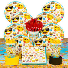 emoji decorating kit 7pc walmart com