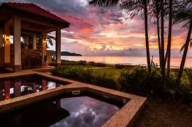 borneo beach villas u2013 karambunai