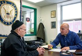 Service Desk Officer Without Help Navigating Benefits Can Be Overwhelming For Veterans