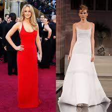 calvin klein wedding dresses oscar inspired wedding gowns raleigh wedding planner