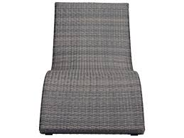 Beach Chaise Lounge Chairs Zuo Outdoor Hassleholtz Beach Aluminum Wicker Beach Chaise Lounge