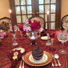 beautiful thanksgiving tables my