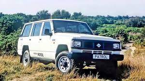nissan patrol 1989 nissan patrol station wagon 260 u00271986 u201394 youtube