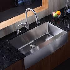 undermount kitchen sink with faucet holes modern sink undermount stainless steel chrome sink