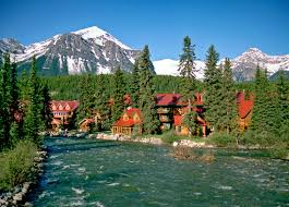 the exotic travel destination in the world about banff national