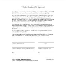 Secrecy Agreement Template secrecy agreement template confidentiality agreement template 15