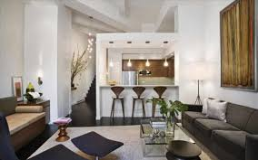Designs For A Small Kitchen Kitchen And Living Room Designs For Small Spaces Caruba Info