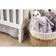 Da Vinci 3 In 1 Convertible Crib Da Vinci Lila 3 In 1 Convertible Crib In White M12701wom
