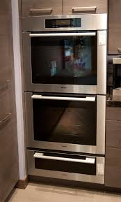 Miele Ovens And Cooktops Abt Custom Kitchen Galleries Palisades Rd Pinterest