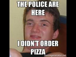 Pizza Delivery Meme - pizza delivery sent as harassment to a crack head youtube