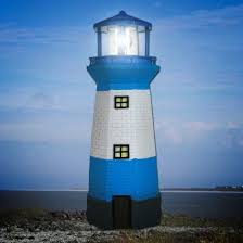 solar lighthouse light kit solar revolving lighthouse