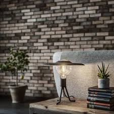 Wohnzimmertisch Leuchte Vita Shade Leuchte Tripod Base Schwarz Mit Shade Filzlampenschirm