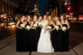 black bridesmaid dresses black bridesmaid dresses archives page 4 of 7 southern weddings