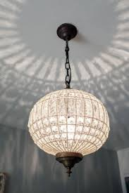 Ceiling Pendant Lights by Best 25 Light Fixture Makeover Ideas On Pinterest Diy Bathroom