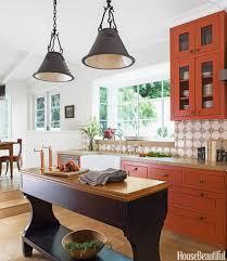 orange kitchen cabinets 80 cool kitchen cabinet paint color ideas