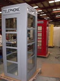photo booth for metal superman telephone booth booths enclosures payphone