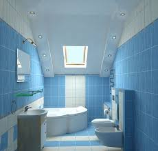 Bathroom Ideas Blue And White Blue And White Bathroom Floor Tile Ideas And Pictures