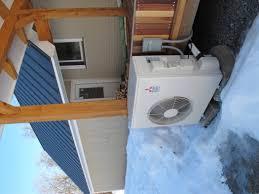mitsubishi mini split ceiling report on our ductless minisplit heat pump greenbuildingadvisor com