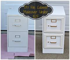diy file cabinet makeover sweet somethings