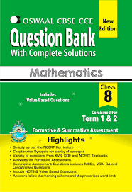 oswaal cbse cce question banks mathematics for class 8 amazon in