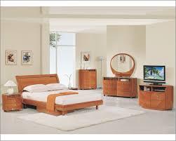 bedroom set elma in cherry finish 35b11