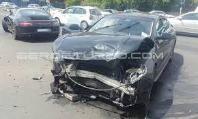slammed audi a7 audi a7 t bones porsche 911 targa 4s in johannesburg south africa