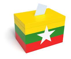 Flag Of Burma Myanmar Burma U0027s 2015 Elections European Parliamentary Research