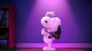 peanuts movie snoopy teaches charlie brown dance uk