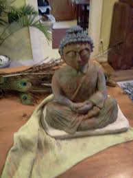 garden ornament new cement statue with rubber molds part