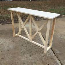 Hammer Wooden Picnic Tables And Outdoor Serving Tables Discover by Ana White Build A Grilling Table Free And Easy Diy Project And