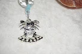 cat ceiling fan pulls light blue and silver cat fan pull ceiling fan pull cat decor