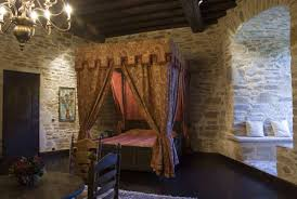Medieval Bedroom by Guest Bedroom On Fourth Level Medieval Castle De Montbrun