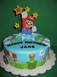 mario cake topper mario birthday bash
