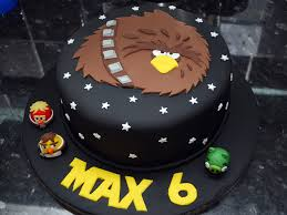 top wars cakes cakecentral angry birds wars cake for my boys birthday it has his
