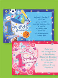 1st birthday custom invitations iidaemilia com