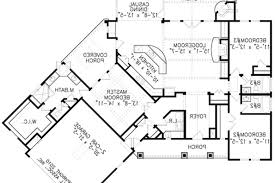 small one level house plans one level house plans with porch craftsman house plans by dfd
