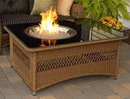 Glass Fire Pits by Fire Pit Glass Beads Glass Fire Pit Is Beneficial In The Place