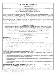 Resume Examples Pdf Engineering by Mechanical Engineering Resume Sample Engineer Cover Letter For