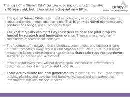 Challenge Not Working Smart Cities Why They Re Not Working For Us Yet