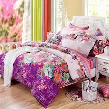 bedroom ideas purple brass bed stunning home design