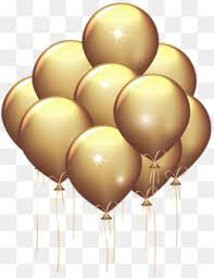 gold balloons gold balloon free png images and psd downloads pngtree