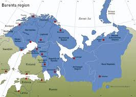 Ancient Greece On A World Map by Arctic Region Maps